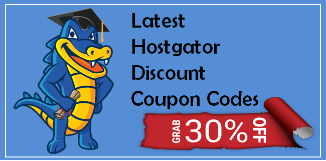 Hostgator Discount Coupon Codes