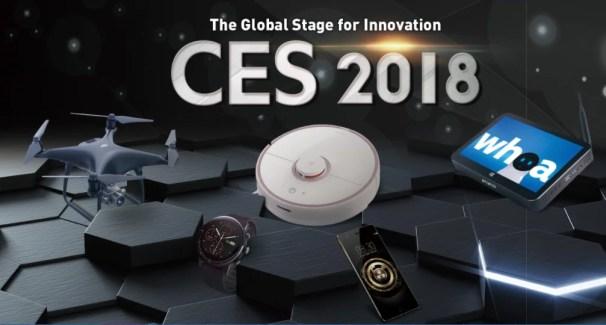 CES 2018 promo code