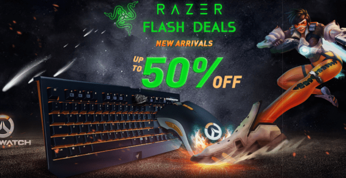 razer flash sales