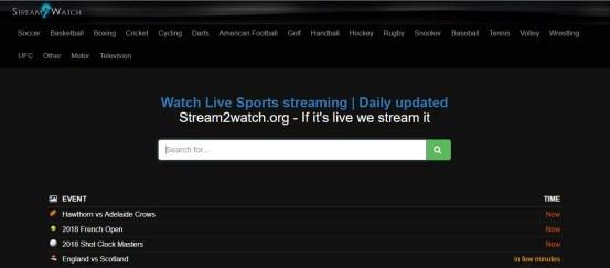 stream2watch WiziWig alternatives sites