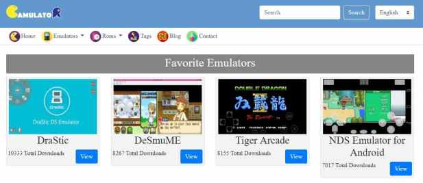Top 10 Best New Emuparadise Alternative Sites