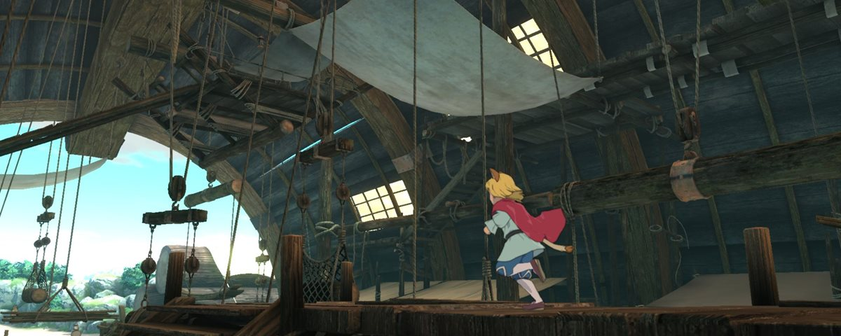 Ni No Kuni 2 Gets Heating Trailer (with Gameplay) for Gamescom
