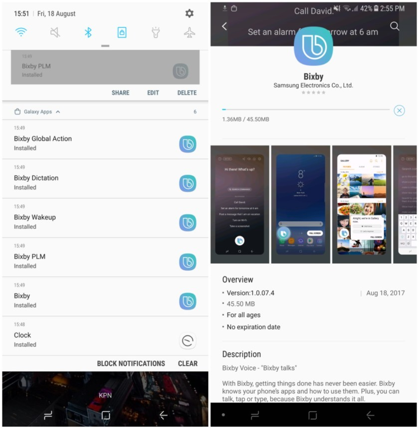Samsung launches Bixby in over 200 countries as Siri's rival, Assistant and Cortana