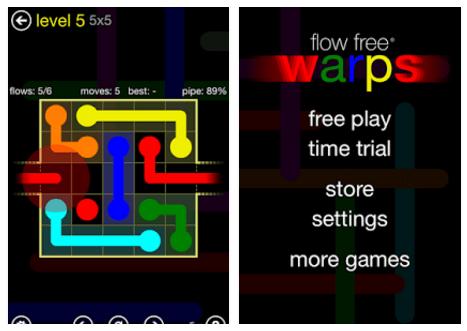 Flow Free: Warpsfor PC