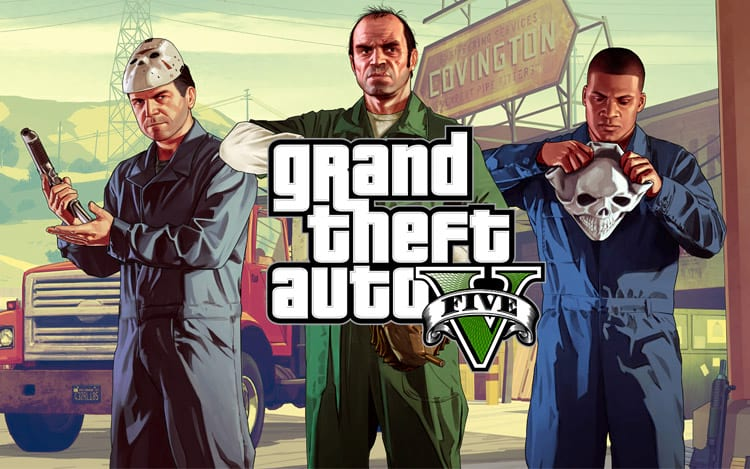 GTA V is one of the most revenue-generating games for Take-Two