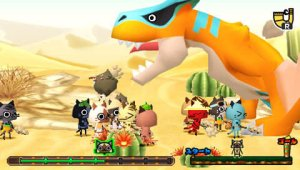Monster Hunter Stories launch On Nitendo 3DS; Watch Trailer