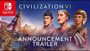 Civilization VI Trailer For Nintendo Switch Gets A Big Opening