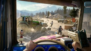 Ubisoft Presents an Infographic of Far Cry 5