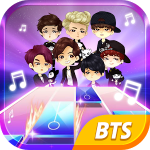 Magic Piano Tiles BTS – New Songs 2018 For PC (Windows & MAC)