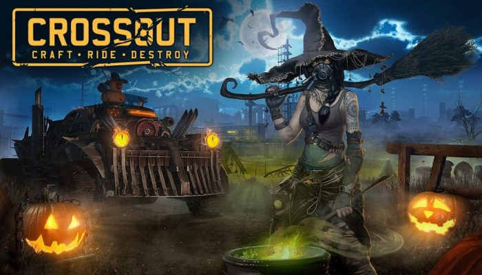 Happy Halloween! The Witch Hunt Returns to Crossout