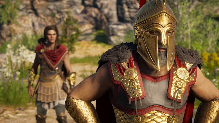 The Launch Patch of Assassin's Creed Odyssey Weighs 1.4 GB