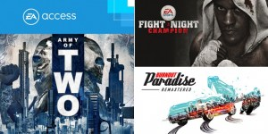 Fight Night Champion and Burnout Paradise Releasing Soon in EA Access