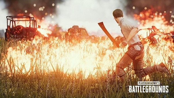 Play the event Crash Carnage of PUBG this weekend