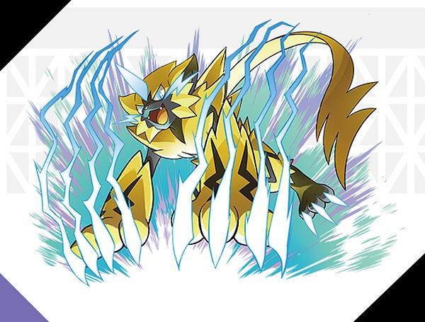 Zeraora will be distributed soon in Pokémon Ultrasol/Ultraluna