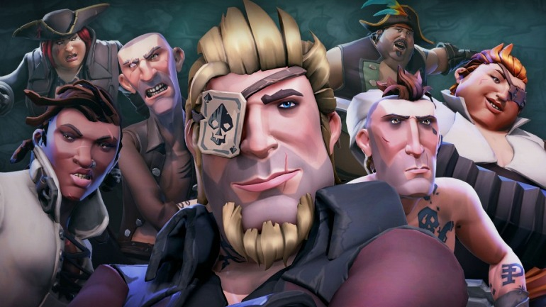 Sea of ​​Thieves will allow to make up our pirates