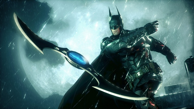 DC's Arkham Universe The Next Rocksteady Video Game?