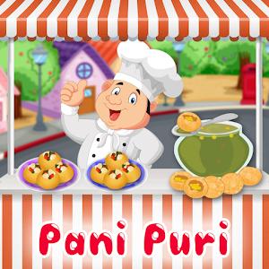 PaniPuri Maker – Golgappa  Indian Street Food For PC (Windows & MAC)