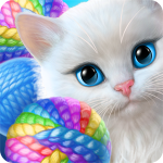 Knittens: Sweet Match 3 Puzzles & Adorable Kittens For PC (Windows & MAC)