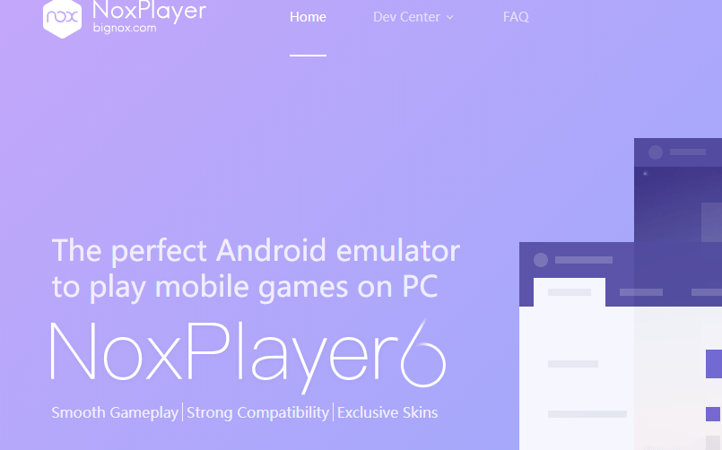 NoxPlayer for pc