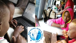 By partnering with the Rwanda Development Board, which provides mobile computer labs to reach rural areas, TechWomen fellows are exposing refugee girls and opening up their worlds to science and technology.