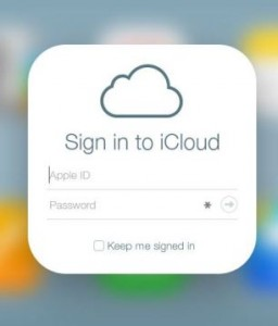 Image Source: Apple iCloud Website