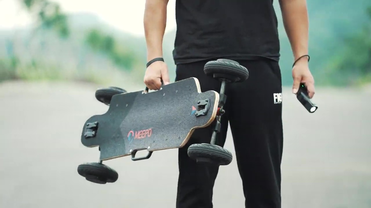 Meepo City Rider - Newest Board from Meepo Electric Skateboards ...