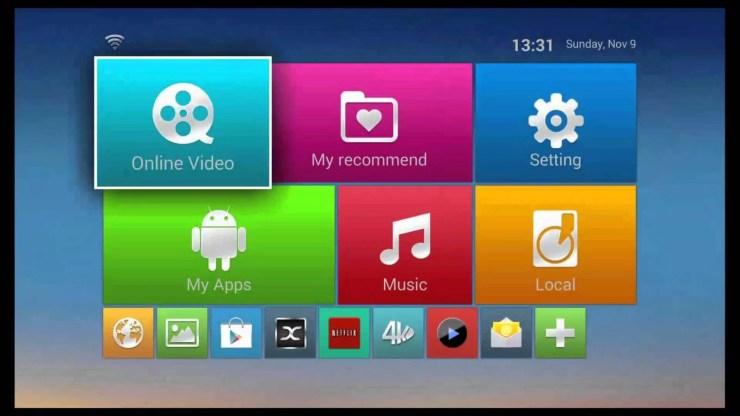 Kodi Android TV Box