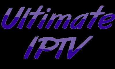Ultimate IPTV Kodi Add-On