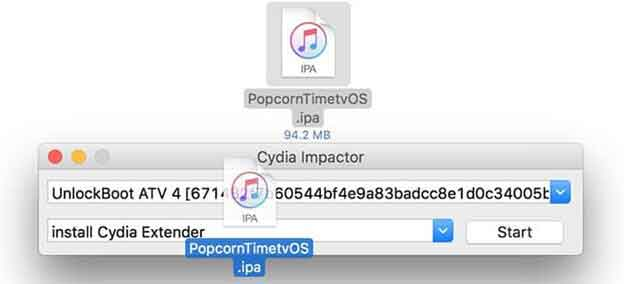 How to Install Popcorn Time on Apple TV