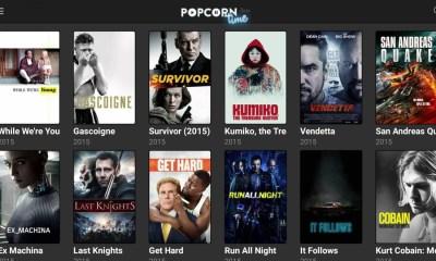 Popcorn Time on Smart TV