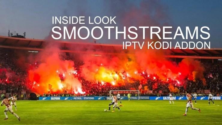 Smooth Streams Addon