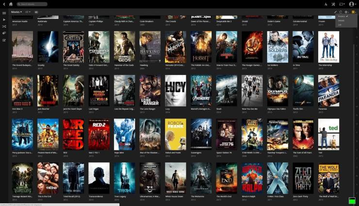 Features of Plex