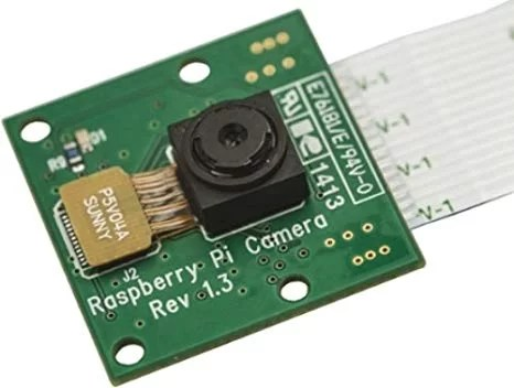 Connect Raspberry Pi Camera
