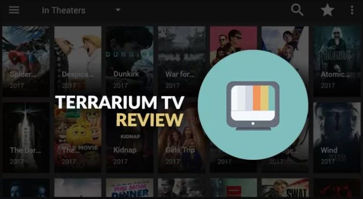 Terrarium TV Review