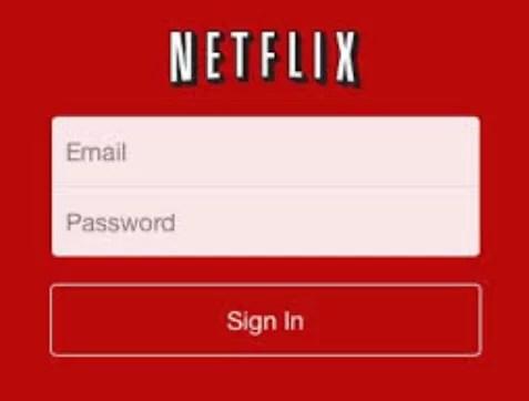 Netflix Sign In