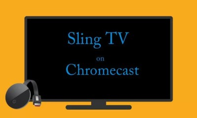 Sling TV on Chromecast