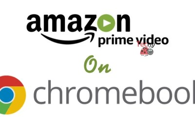 Amazon Prime Vidoe on Chromebook