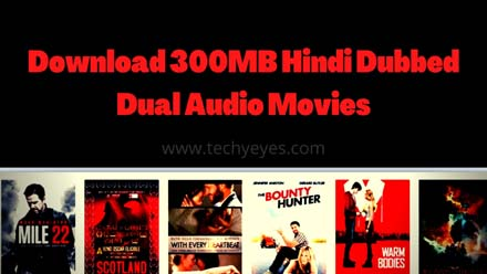 Hindi Dubbed Dual Audio Movies