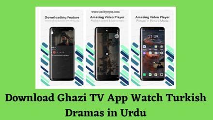 Ghazi TV App
