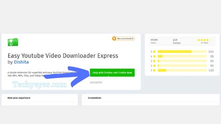 Download Private YouTube Videos With Firefox