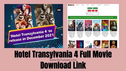 Hotel Transylvania 4 Full Movie in Hindi