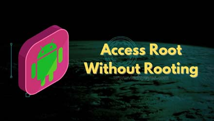 Access Root Without Rooting