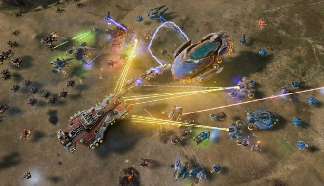 Ashes of the Singularity