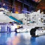 Robots en la minería