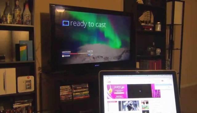 How Setup and Use Google Chromecast Without WiFi? - TechyMice