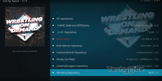 How to Install Wrestling On Demand Kodi Addon? [Working 2019