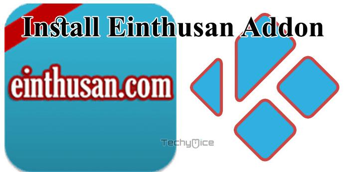 Install Einthusan Kodi Addon | Garroshboosting
