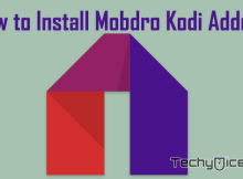 Mobdro Live TV Addon Archives - TechyMice