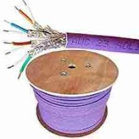 Giganet cat6A foiled twisted pair cable