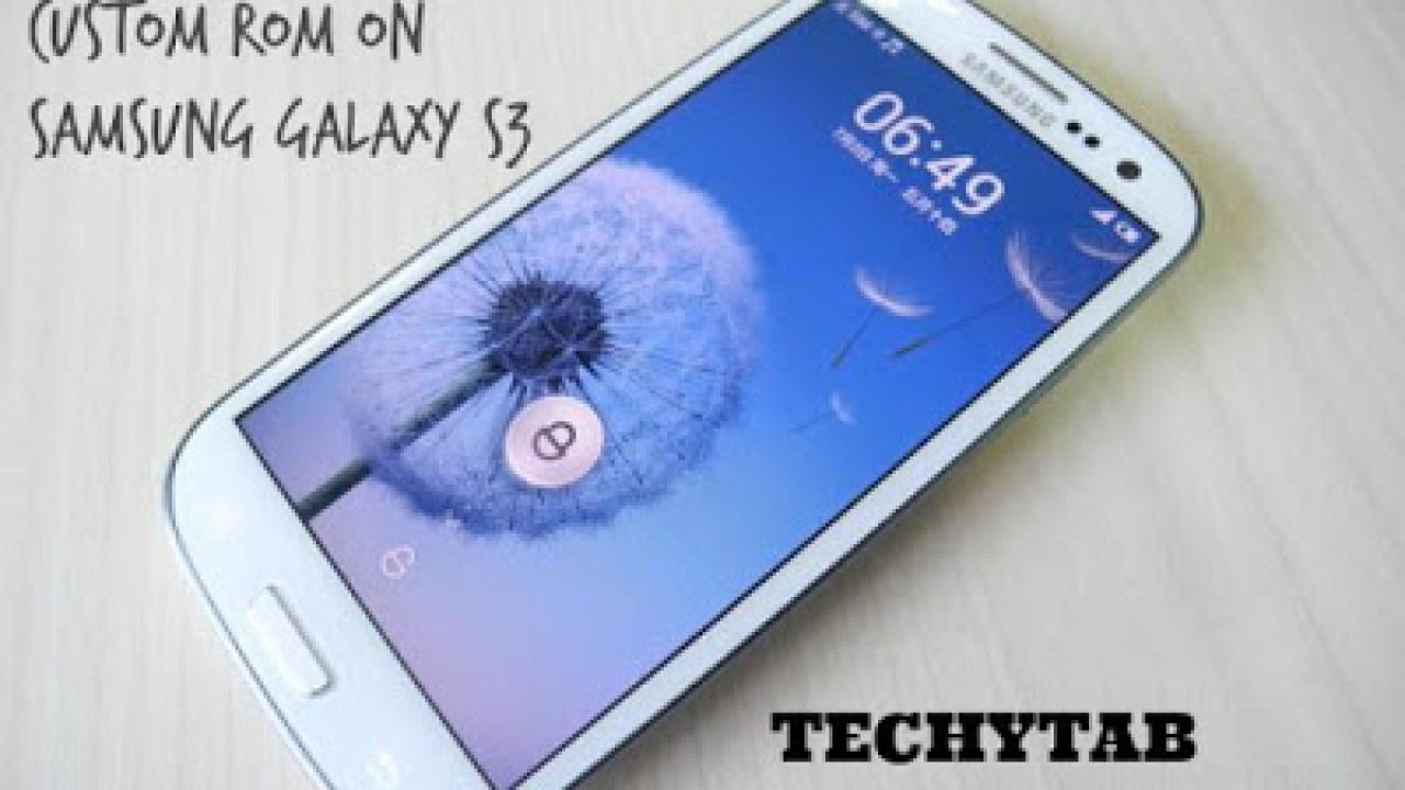 Fantastic MIUI Custom ROM For Samsung Galaxy S3 i9300